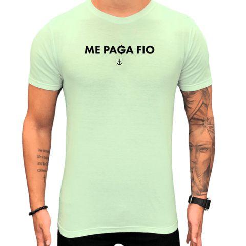 Camiseta PARADISE Me Paga Fio