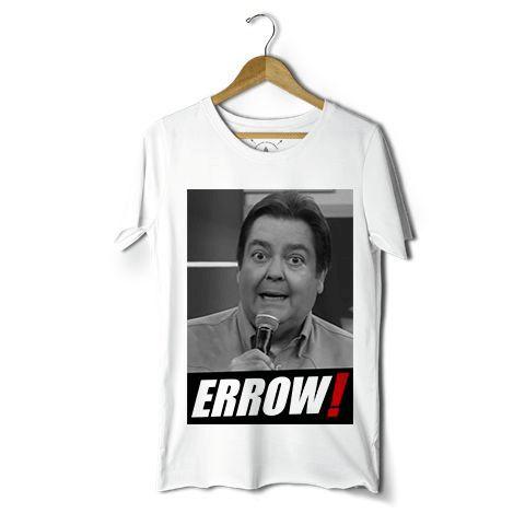 Camiseta ESCALPE Errow!