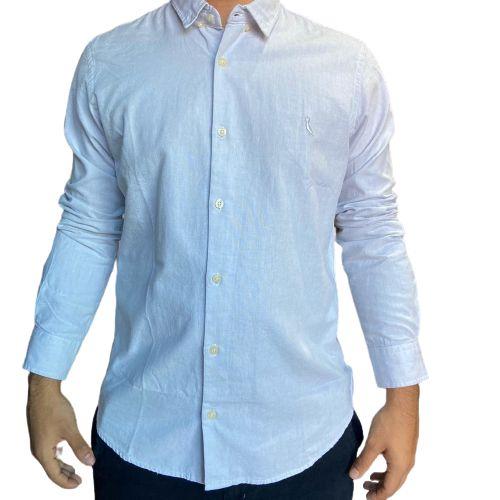 Camisa RESERVA Oxford Gelo