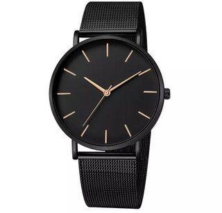 Relógio OCCHIALI Black & Gold
