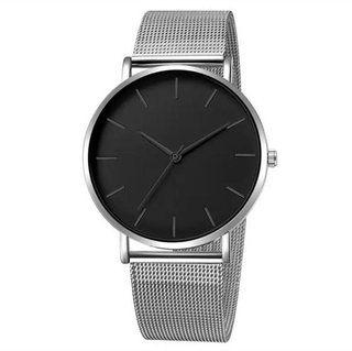 Relógio OCCHIALI Silver & Black