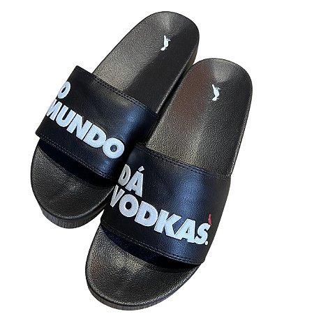Slide RESERVA Vodkas Preto