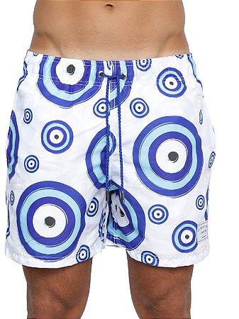 Swim Shorts LA MOUSTACHE Greek Eye