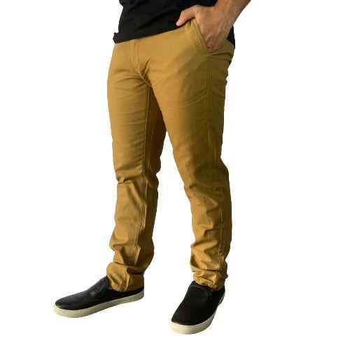 Calça Chino JAB Khaki