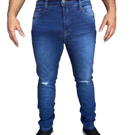 Calça Jeans AÉROPOSTALE Escura