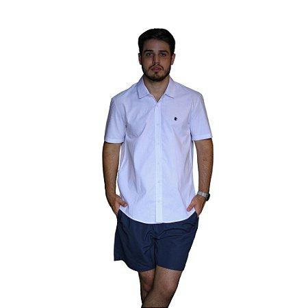 Camisa VON DER VÖLKE MC Branco