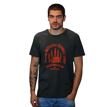 Camiseta JAB Yosemite Sierra Militar