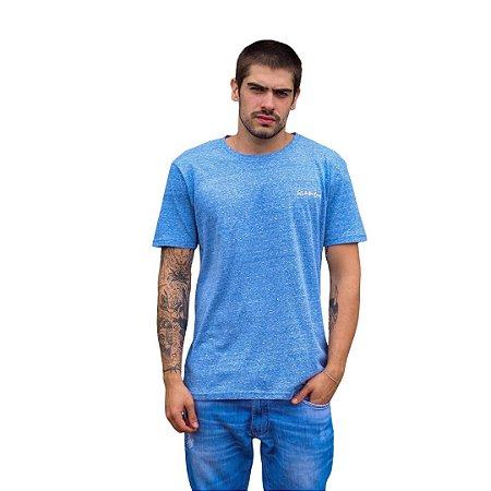 Camiseta JAB Snow Azul