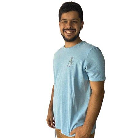 Camiseta JAB Nice Day Azul
