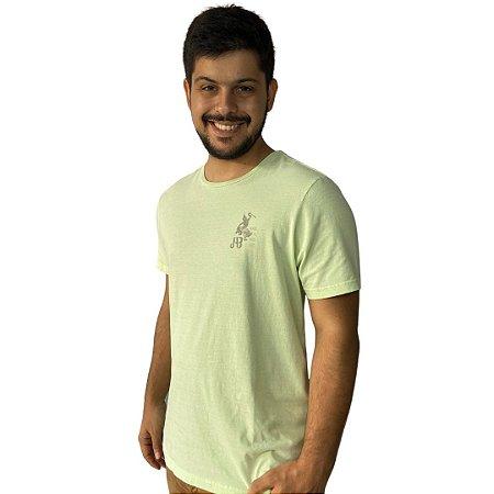 Camiseta JAB Nice Day Verde