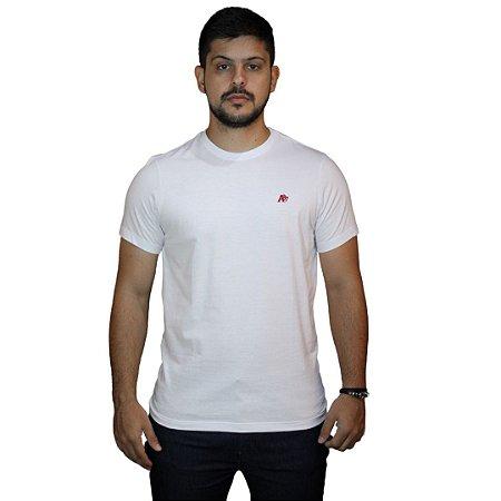 Camiseta AEROPOSTALE Básica Branco