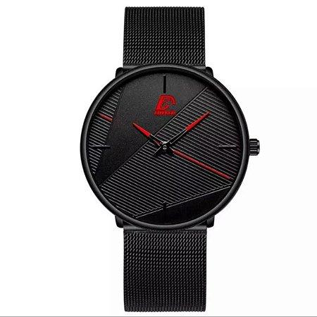 Relógio DIJANIS Red/Black