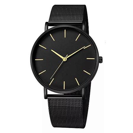 Relógio OCCHIALI Golden/Black