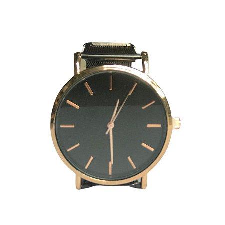 Relógio OCCHIALI Black/Rose