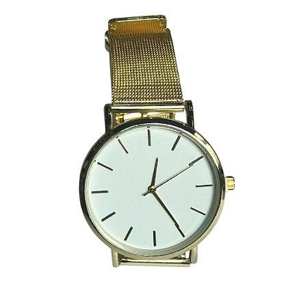 Relógio OCCHIALI Gold/White