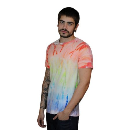 Camiseta SAV Tie Dye