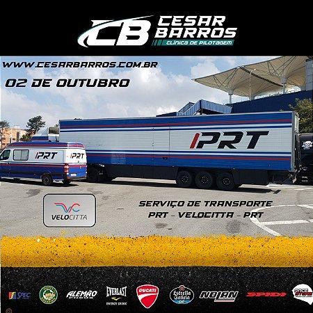 SERVIÇO DE TRANSPORTE VELOCITTA 02/10/21 - (SP-VELOCITTA-SP)