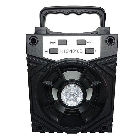 Caixinha De Som Música Potênte Bluetooth Caixa Portátil Mp3