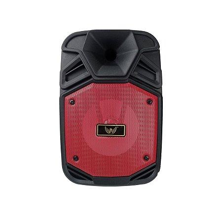 Caixa De Som Portátil Caixinha De Musica Altomex Bluetooth