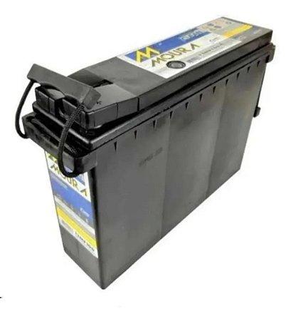 Bateria Estacionária Moura Clean 12MF100 – 100Ah
