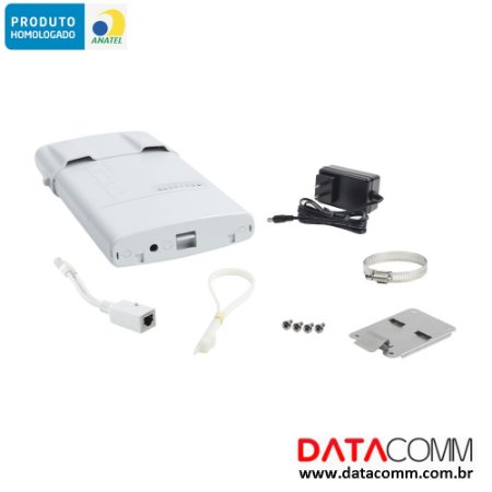 Access point outdoor MikroTik RouterBOARD BaseBox 5 RB912UAG-5HPnD-OUT branco