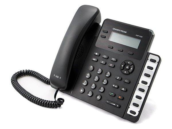 GRANDSTREAM GXP 1628 IP PHONE 2 LINHAS GIGABIT POE