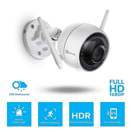 EZVIZ CAMERA IP WIFI C3W CS-CV310-A0-3C2WFRL 1080P
