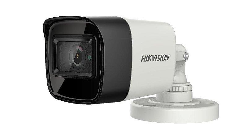 HIKVISION CAMERA HD 4K BULLET MINI DS-2CE16U1T-ITPF 8MP 2.8M