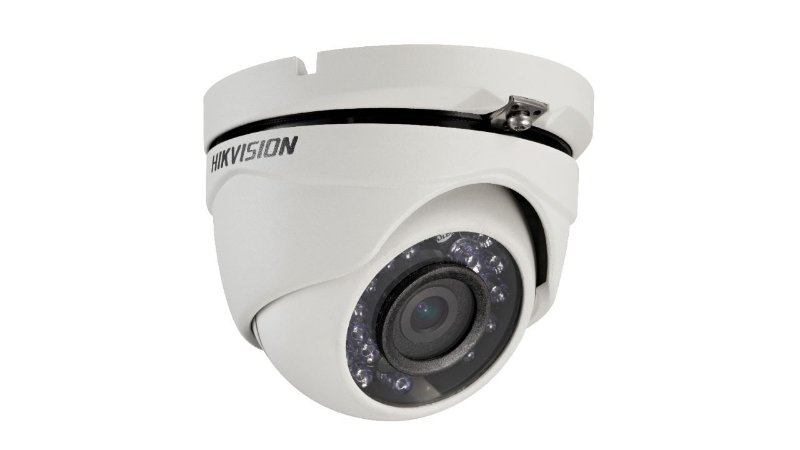 HIKVISION CAMERA HD TVI TURRET DS-2CE56C0T-IRMF 1MP 2.8MM