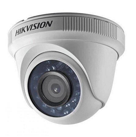 HIKVISION CAMERA HD TVI TURRET DS-2CE56C0T-IRPF 1MP 2.8MM