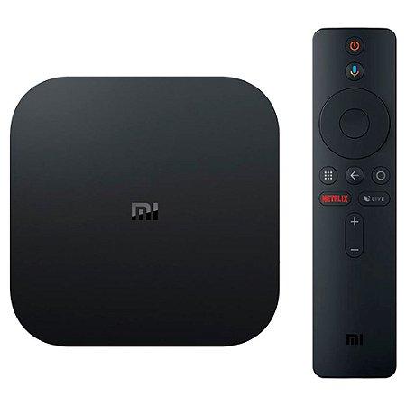Xiaomi Mi Box S Smart Tv Box 4k Ultra Hd Hdr Android