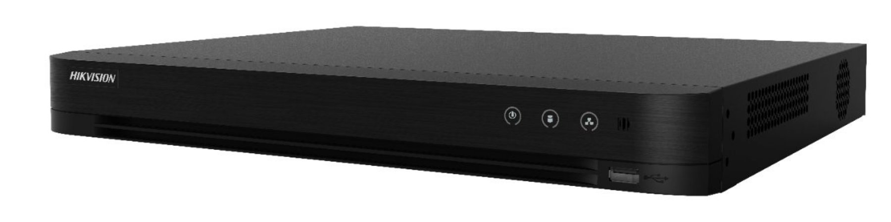 HIKVISION DVR 08CH 4K 2HDD 8MP H.265 PRO+ DS-7208HTHI-K2