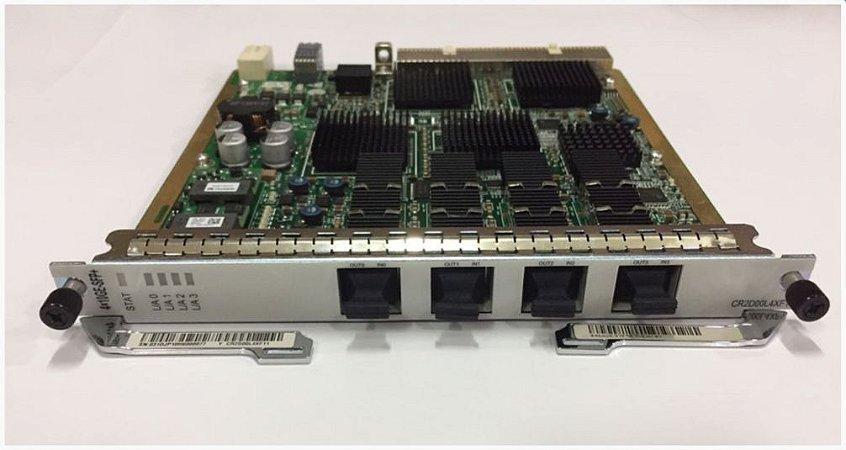 HUAWEI PLACA NE20E CR2D00L4XF11 4X 10GBASE SFP+