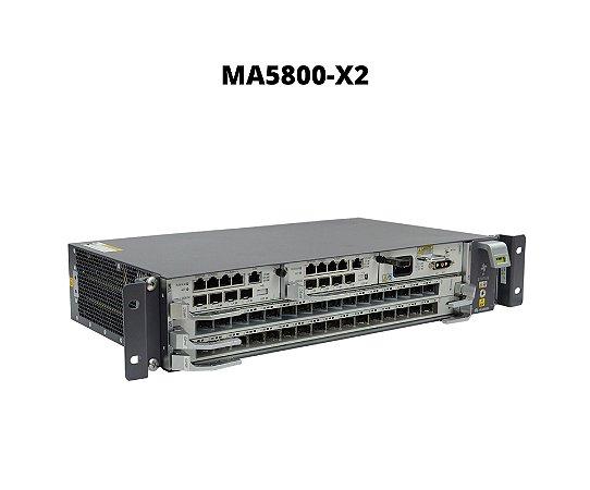 CHASSIS OLT HUAWEI 02U MINI MA5800 X2 10G 2MPSA 1PISB (AC)