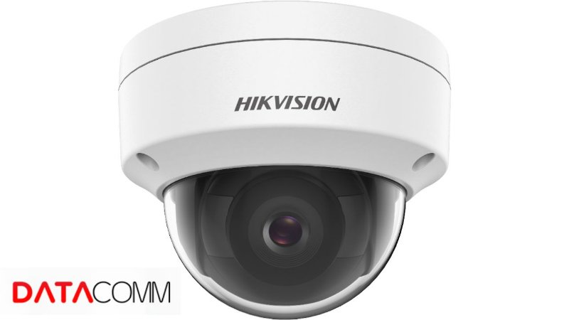 HIKVISION CAMERA IP DOME DS-2CD1143G0E-I 4MP 2.8MM FULL HD