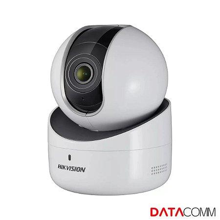 Câmera de Vigilância IP Hikvision Q1 DS-2CV2Q21FD-IW 1080p - Branco/Preto