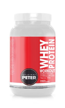 Whey Protein Workout 900g
