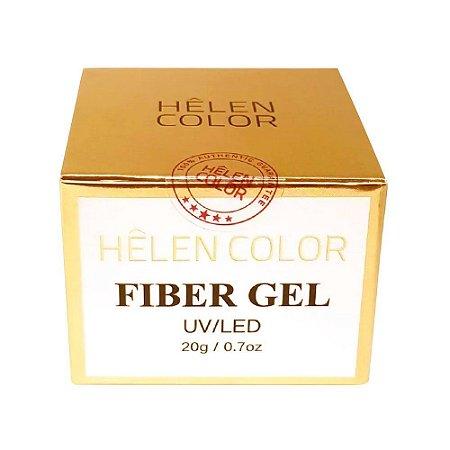 GEL UV-LED HÊLEN COLOR FIBER - 20g