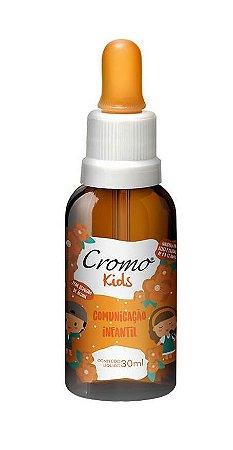 Cromo Florais Comunicação Infantil Kids
