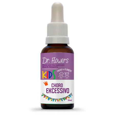 Dr Flowers Choro Excessivo Kids