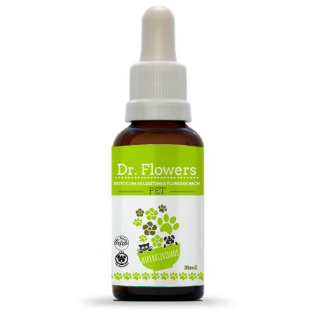 Dr Flowers Hiperatividade Pet