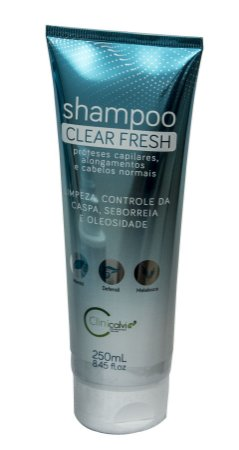 Shampoo CLEAR FRESH Clinicalvi 250 ml