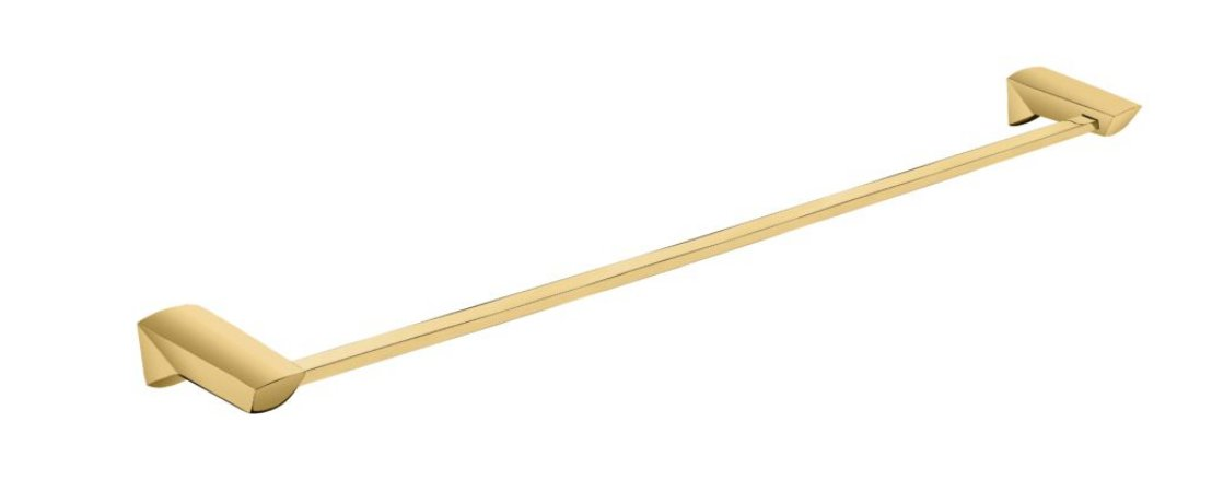 PORTA TOALHA 60CM LX7524G - GOLD