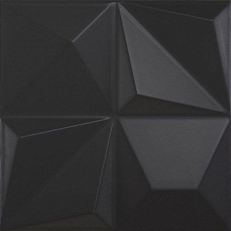 DUNE MULTISHAPES BLACK 25X25 CM