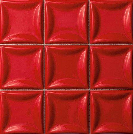 DUNE RED INFINITY 30X30 CM