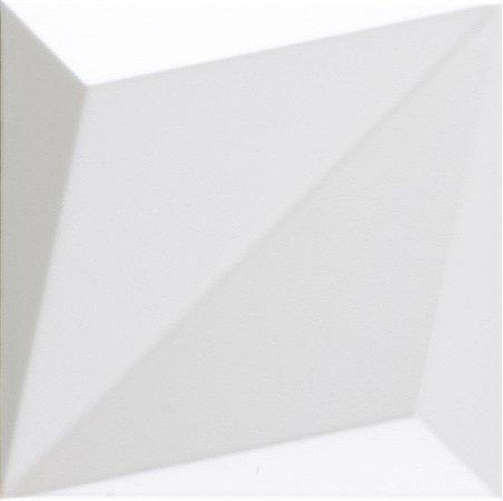 DUNE ORIGAMI WHITE 25X25 CM