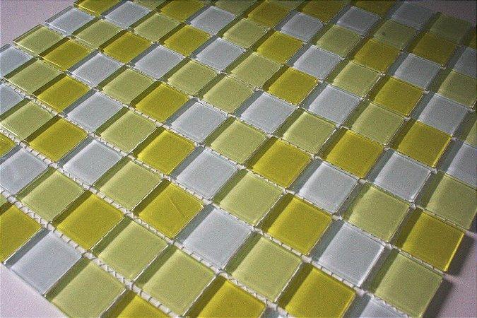 CRISTAL GLASS MIX AH1 2,5x2,5 CM