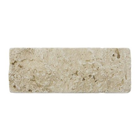 TRAVERTINO ROCKFACE 7,5X20,3 CM