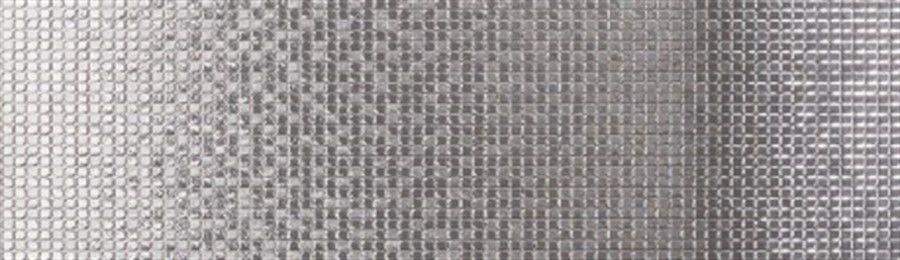 BOMBAY SILVER METALIZADO 31,6X90