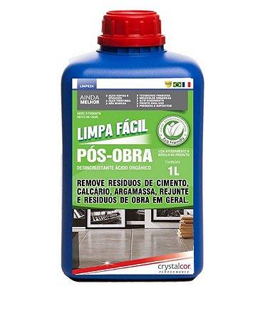 LIMPA FÁCIL PÓS OBRA 1 LITRO - PERFORMANCE ECO